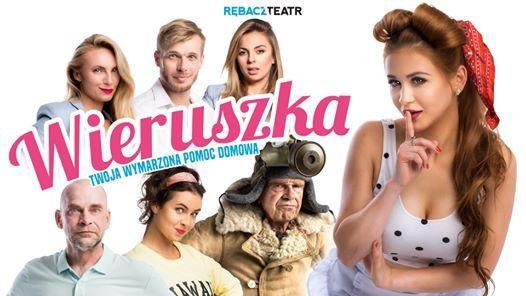 Wieruszka - Koszalin - spektakl komediowy