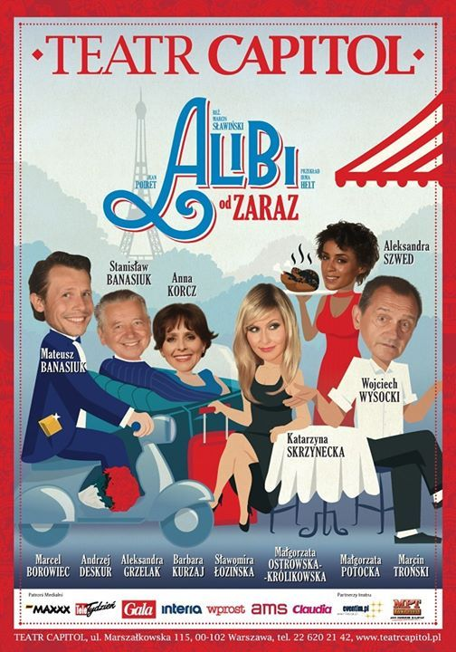 Alibi od zaraz  Bydgoszcz  08.03.2020