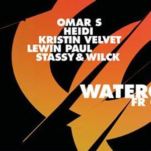 Watergate Nacht with Omar S Heidi Kristin Velvet and more
