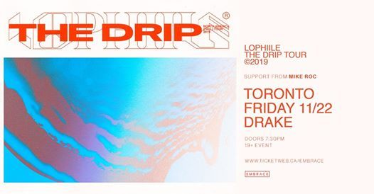Lophiile at The Drake  Nov 22