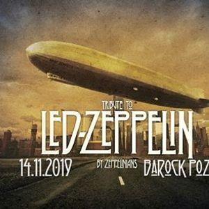 Tribute to Led Zeppelin by Zeppelinians 14.11.2019 BaRock