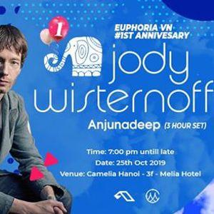 Euphoria VN 1st Year Anniversary Anjunadeep