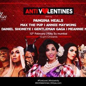 Anti Valentines Tour starring Pangina Heals