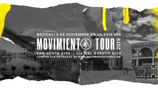 Movimiento Tour 2019 Mexicali Mexicali