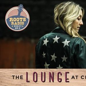 Amy Speace in the Lounge presented by WMOTRoots Radio