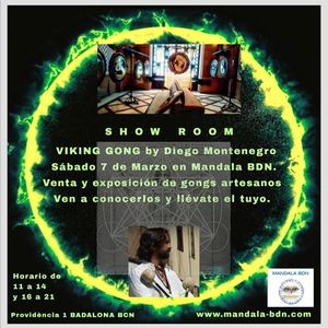 Show room Viking Gong by Diego Montenegro