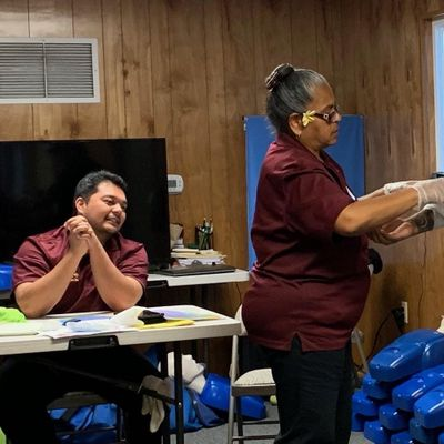 Kissimmee Red Cross CPR-FA-AED Instructor Training A Two-Day FUN Intensive
