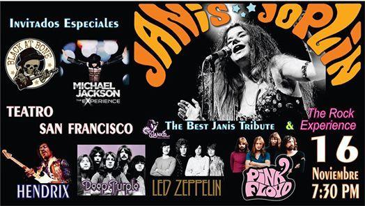 Janis Joplin The Best Tribute