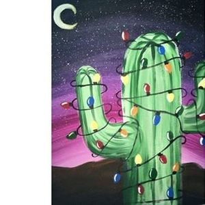 Christmas Cactus - Six Tanks
