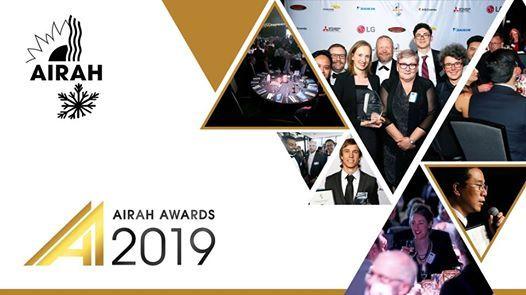 AIRAH Awards 2019