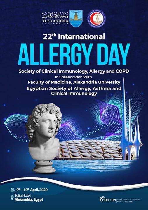 22th International Allergy Day