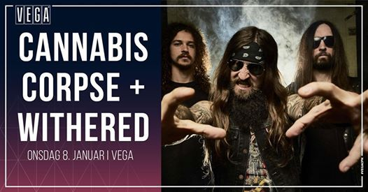 Cannabis Corpse  Withered - VEGA