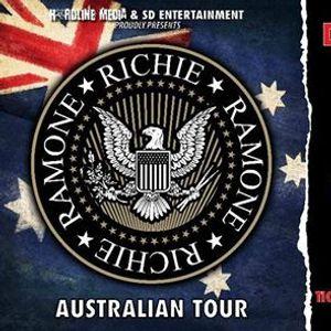 Richie Ramone - Canberra - The Basement