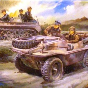 The Mechanization of the Wehrmacht
