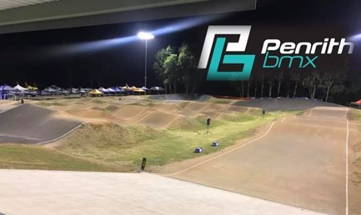 Metro Interclub Challenge Penrith BMX