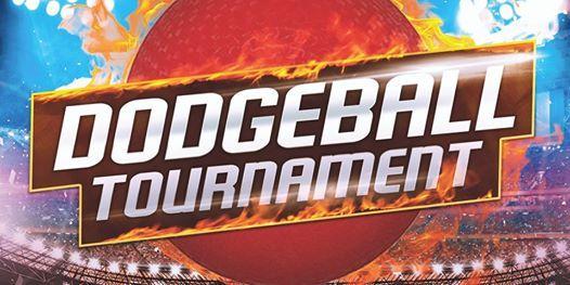 Dodgeball Tournament REGISTER TODAY