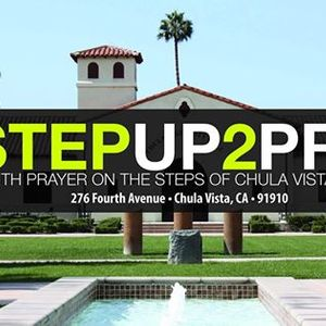 StepUp2Pray