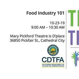 Tips and Tricks  Food Industry 101