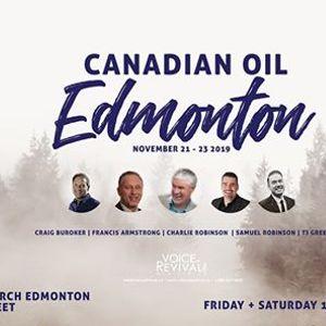 Canadian Oil - Edmonton
