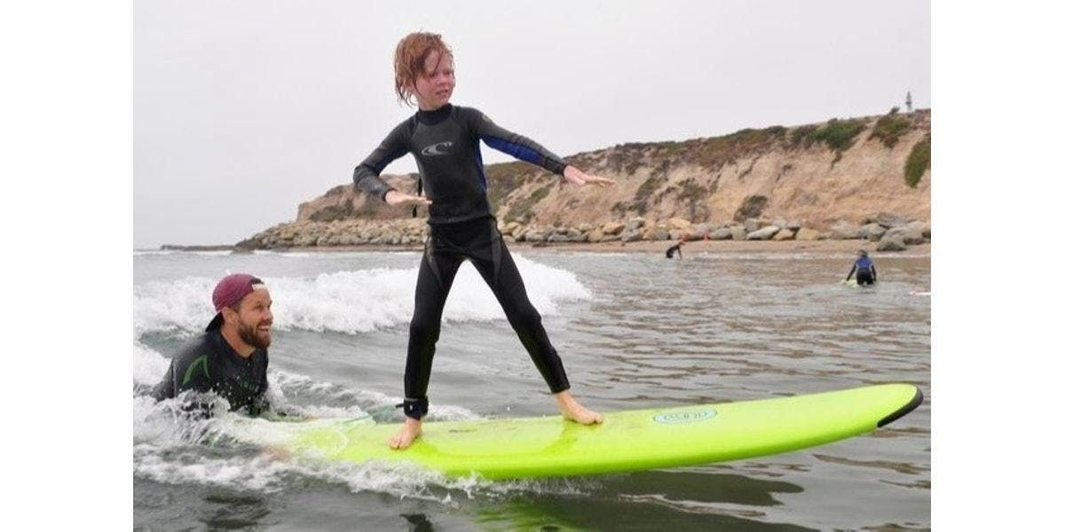 Private Surf Lesson (2019-11-21 starts at 900 AM)