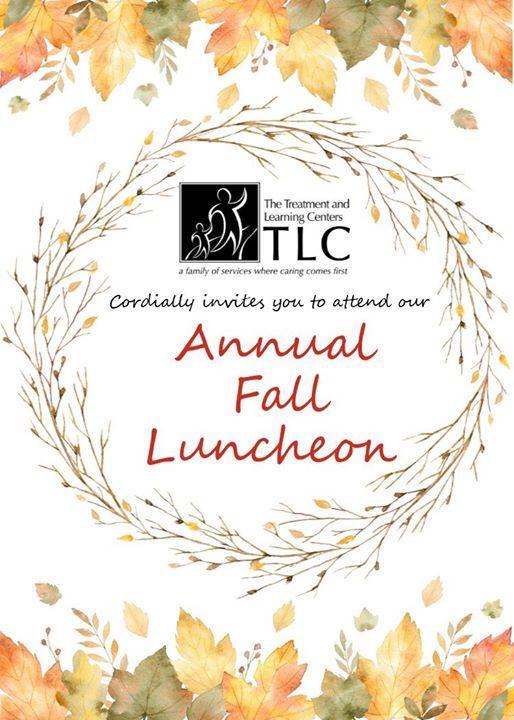 TLCs Annual Fall Luncheon