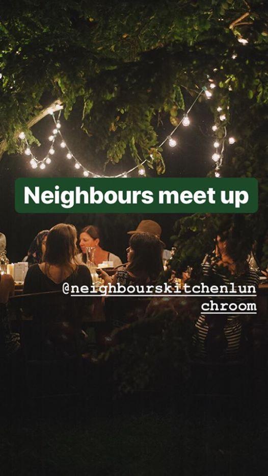 Neighbours Meet-up ondernemersborrel