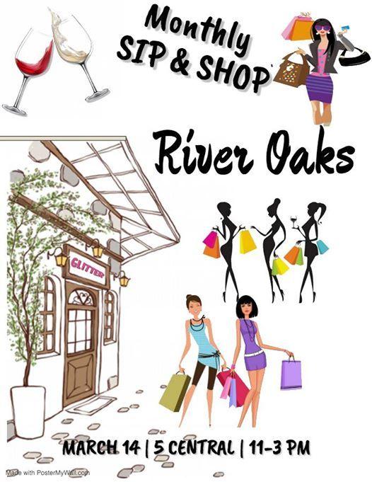 River Oaks Sip & Shop