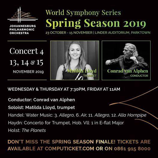 Spring Season 2019 - Concert 4
