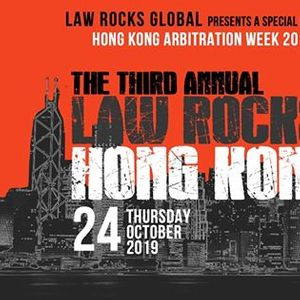 3rd Annual Law Rocks Hong Kong