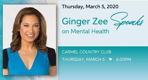 Ginger Zee Speaks on Mental Health