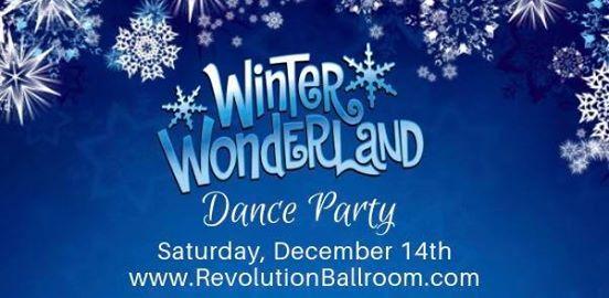 Winter Wonderland Dance Party - December 14th