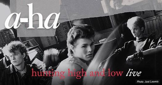 A-ha - Hunting High and Low Live