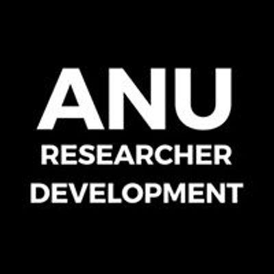 ANU Researcher Development