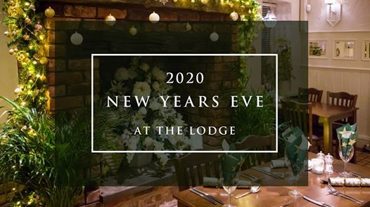New Years Eve 2020 at The Lodge