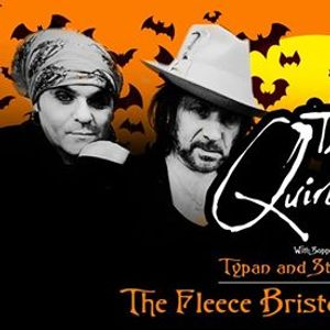 The Quireboys Unplugged Halloween Show at The Fleece Bristol