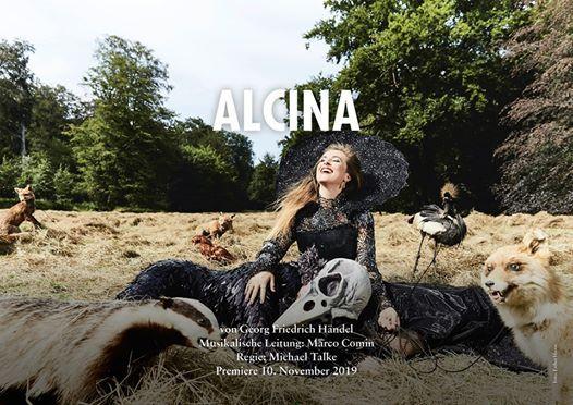 Alcina  Theater Bremen