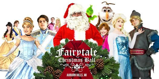 A Royal Christmas Ball Cast.Fairytale Christmas Ball Auburn Hills At Noah S Event