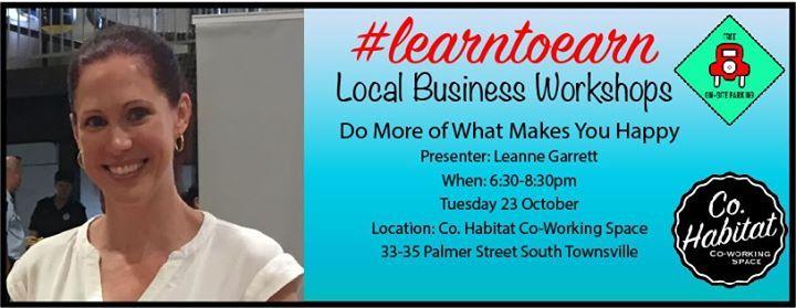 Learntoearn Local Business Workshop 5