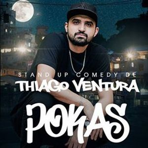 Thiago Ventura em Joinville Novo show Pokas 0111 Sexta 20h00