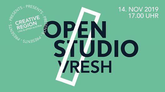 Open Studio - VRESH & DasMerch.