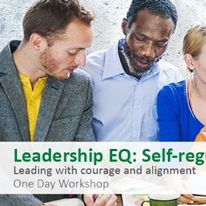 Leadership EQ Self Regulation 1-day workshop - Johannesburg