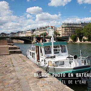 Balade photo sur la Seine