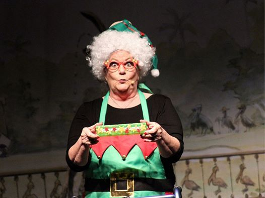 Assisted Living The Musical The Home for the Holidays