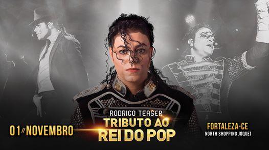 Tributo ao Rei do Pop em Fortaleza-CE