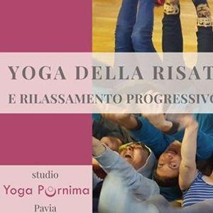 Yoga della risata e rilassamento progressivo muscolare