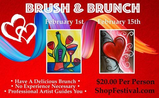 Brush and brunch