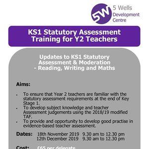 KS1 STA Training for Year 2