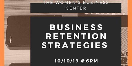 Business Retention Strategies Free Workshop