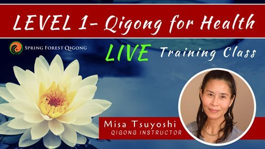 Spring Forest Qigong Level 1- For Health- Brookfield Wisconsin