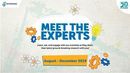 Meet The Experts at Petrosains PlaySmart Johor Bahru